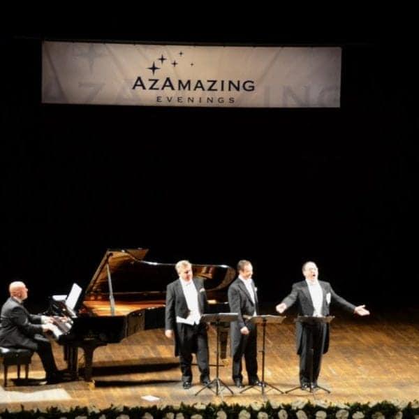 Azamara Club Cruises, Italian Opera and an AzAmazing Evening