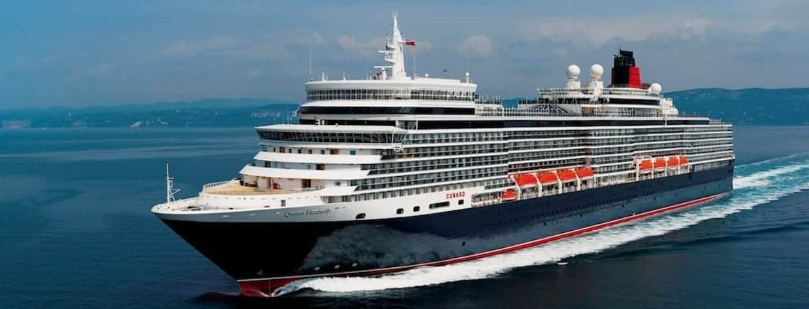 Single Staterooms Added to Cunard's Queen Elizabeth