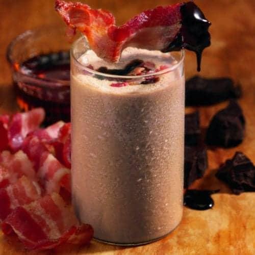 Dirty Piglet chocolate cocktail with Princess Cruises Chocolate Joourneys.
