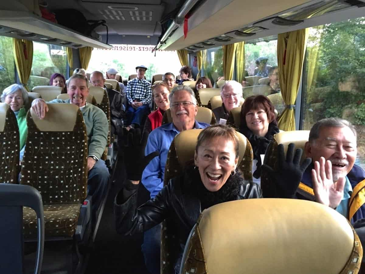 Yay! We're off to spend an afternoon on a market tour with our chef from the Viking Lif. This tour was a sell-out.