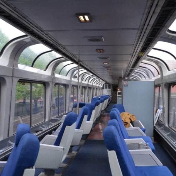Amtrak Coach Seats Travel Tips and Advice