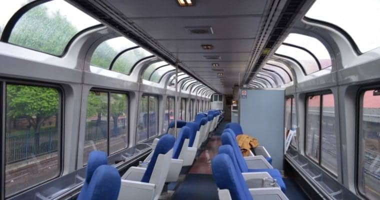 Amtrak Travel Tips for Coach Passengers