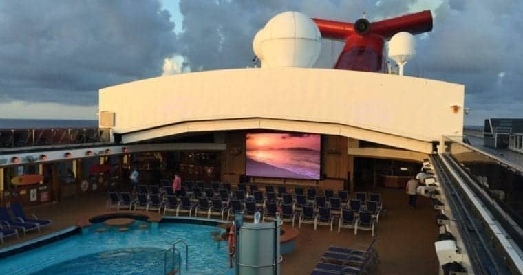 Carnival Pride Review and My First Impressions