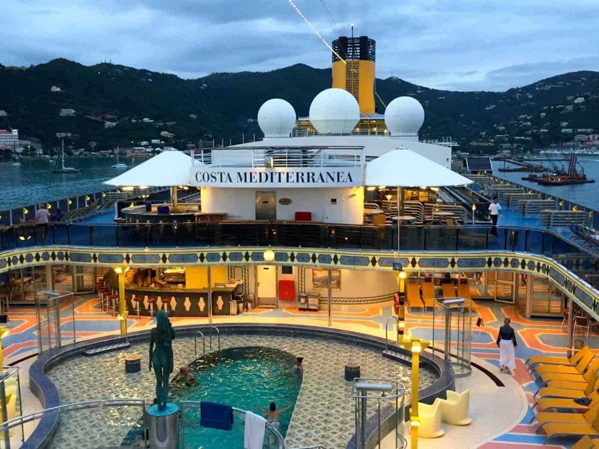 Costa Mediterranea Review And First Impressions