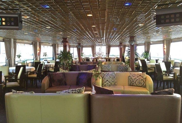 CroisiEurope Michelangelo Lounge