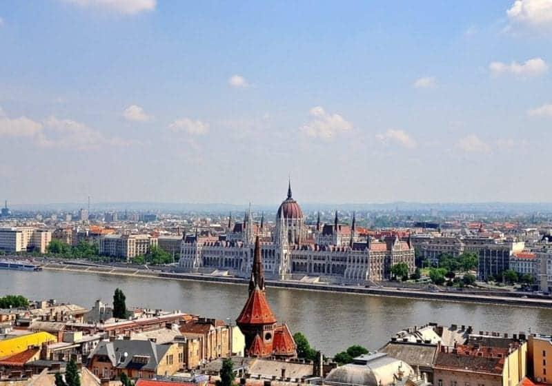 Viking Grand European Tour: Day One –  Budapest, Hungary