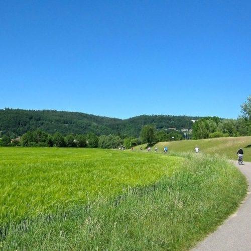 AmaWaterways bike tours in Europe