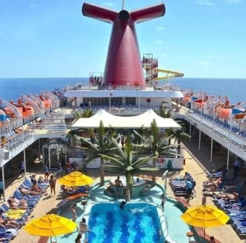 Short Cruise to the Bahamas
