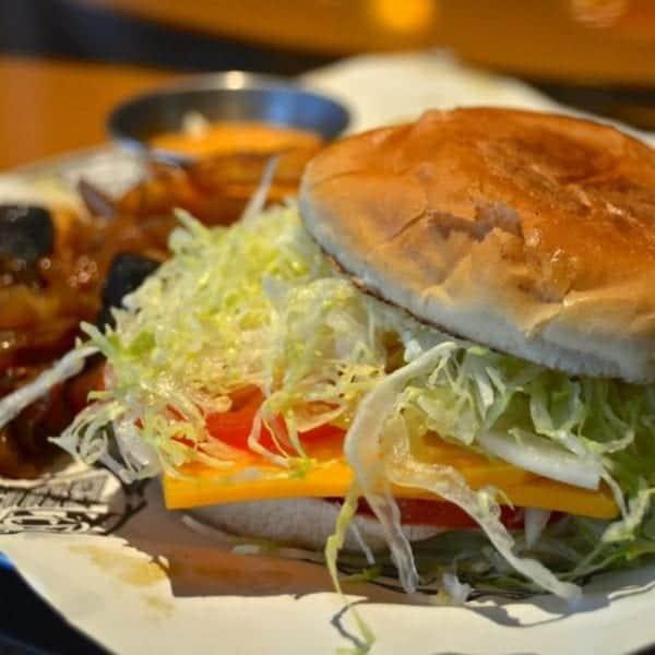 Guy's Burger Joint – My Favorite Cruise Ship Hamburger Sandwich