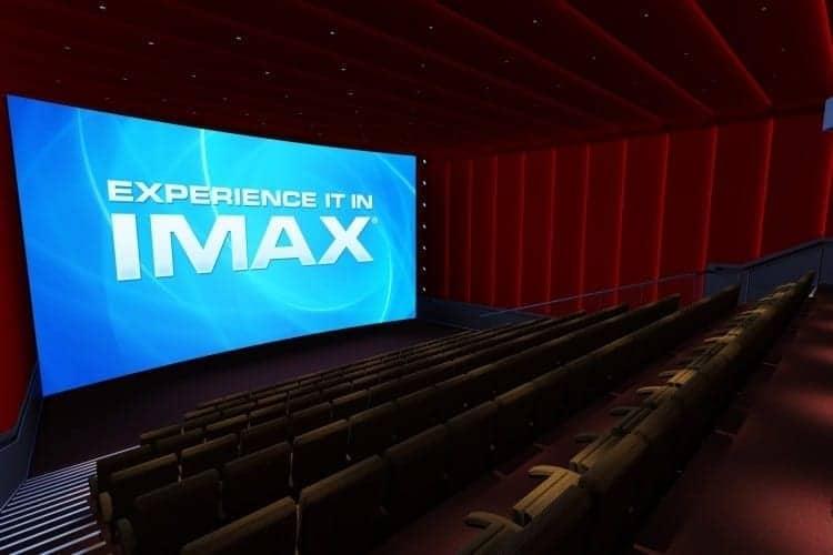 Carnival Vista IMAX Theater