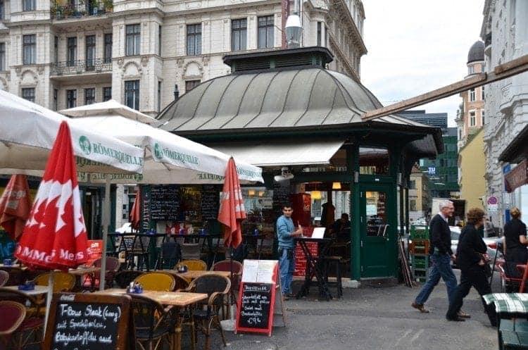 Naschmarkt in Vienna