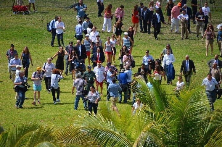 Richard Branson announces Virgin Cruises ship will be at PortMiami.