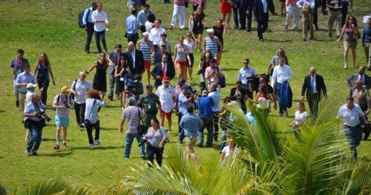 Sir Richard Branson Brings Virgin Cruises to Miami