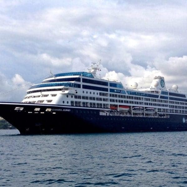 New Azamara Owners Buy Pacific Princess to Add to Fleet