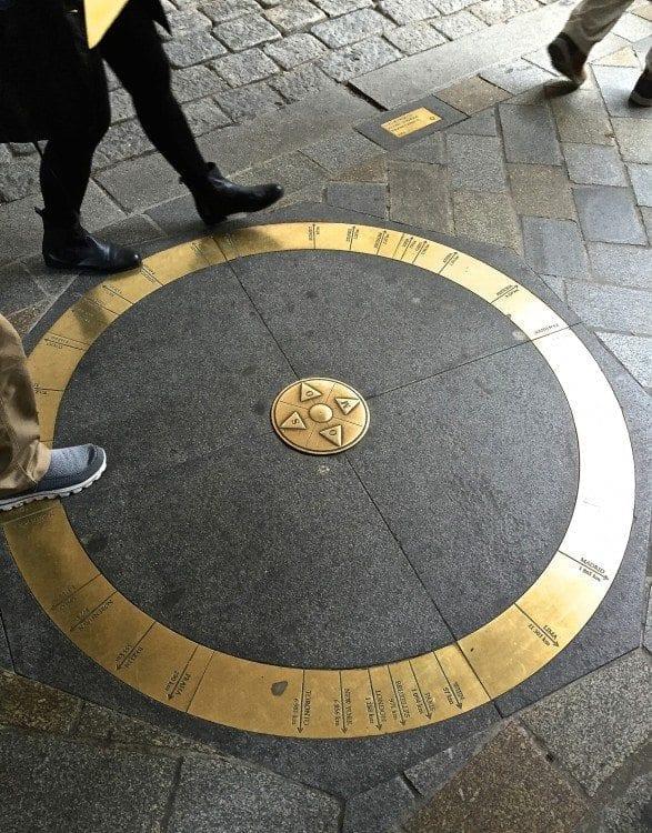 Bratislava Point Zero.