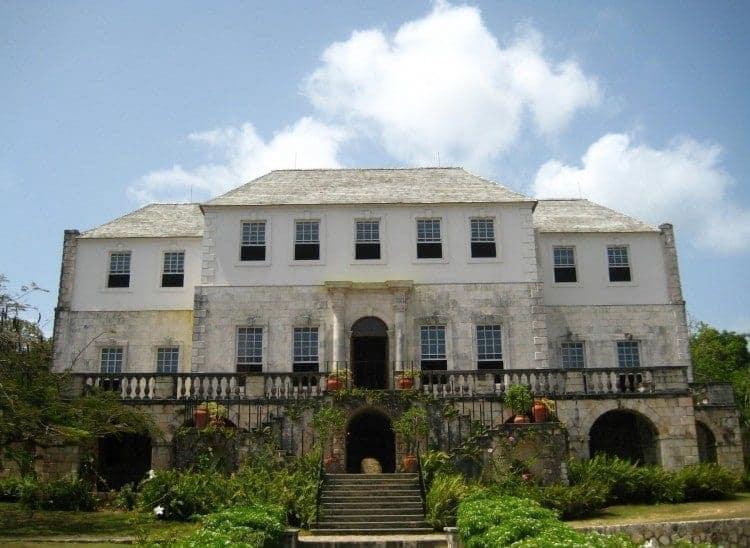 Rose Hall Mansion in Montego Bay, Jamaica