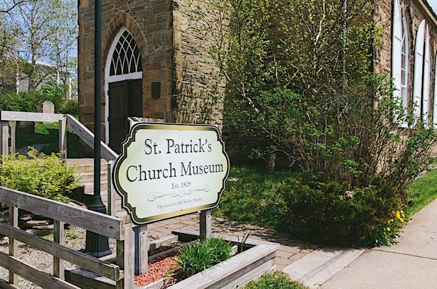 St. Patrick's Church Museum