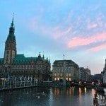 Park Hyatt in Hamburg Germany on the Elbe river