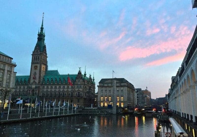 Pre-Cruise Stay at Park Hyatt Hamburg Review
