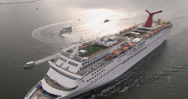 Carnival Fantasy Moves to Mobile, Alabama for a Full Year