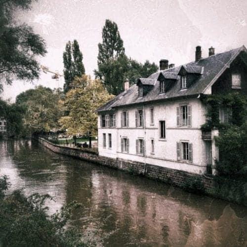 Strasbourg on Rhine River Cruise