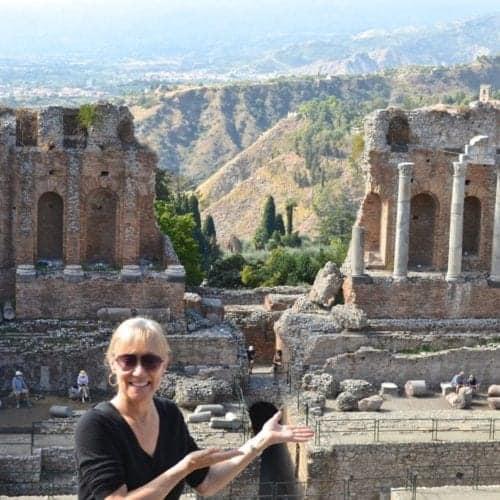 Visit to Taormina, Sicily with Norwegian Cruise Line Norwegian Jade