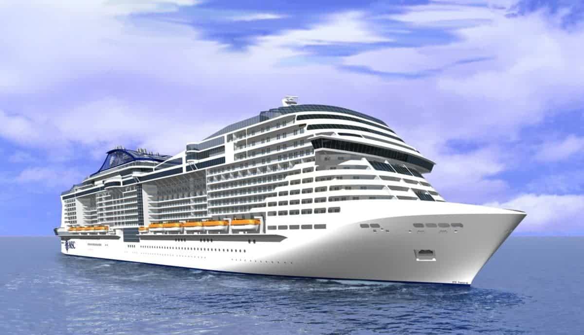 MSC Cruises MSC Meraviglia