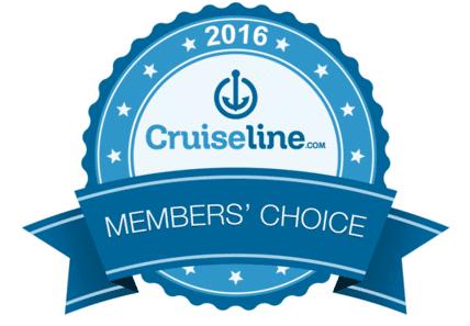 Cruiseline.com 2016 Members' Choice Awards