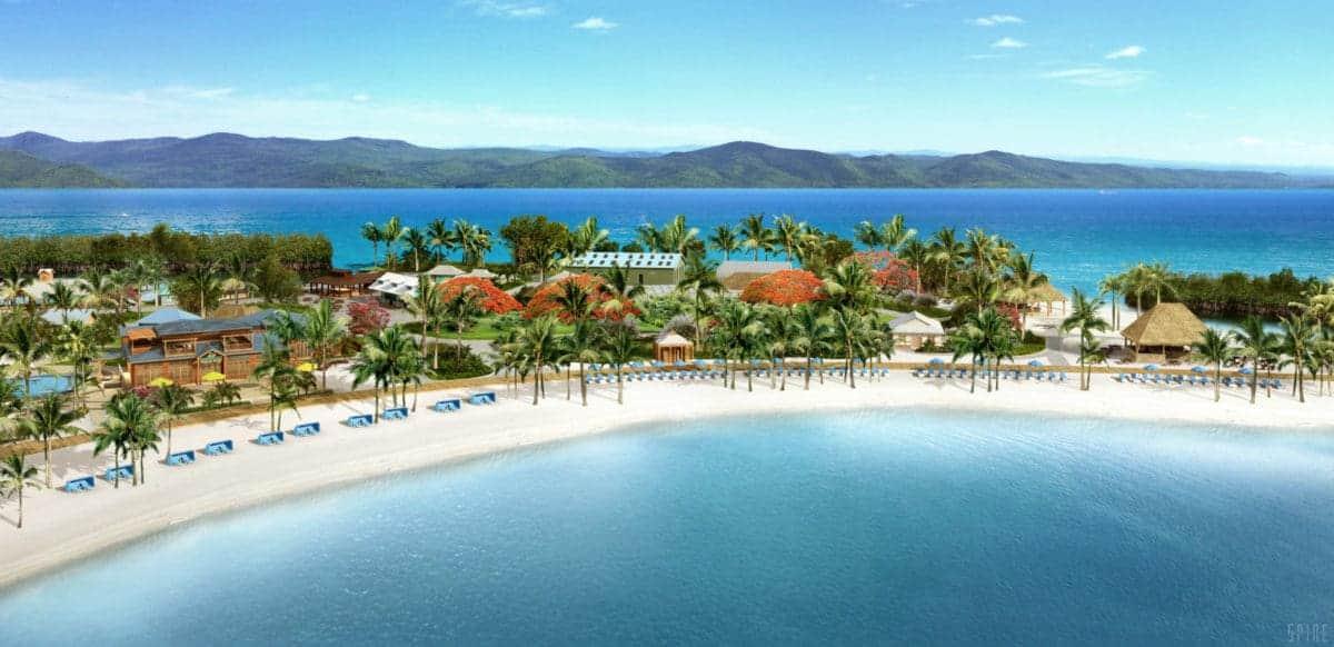 Norwegian Cruise Line Harvest Caye Belize
