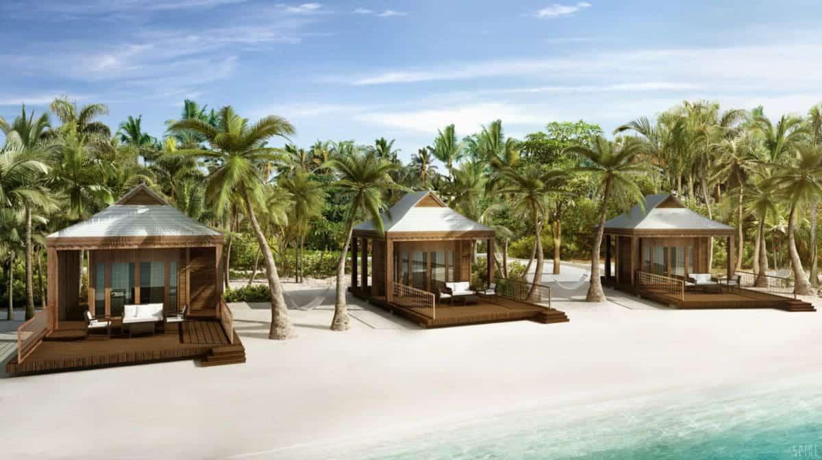 Cabanas at Harvest Caye Belize Norwegian Cruise LIne