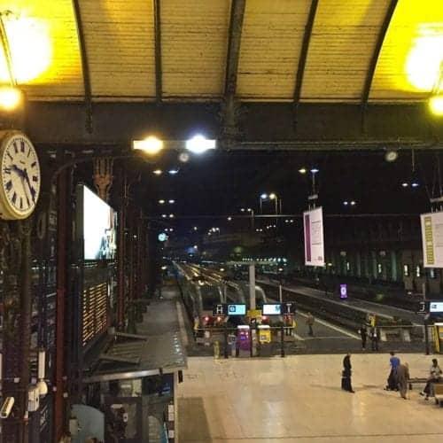 Gare de Lyon Paris France