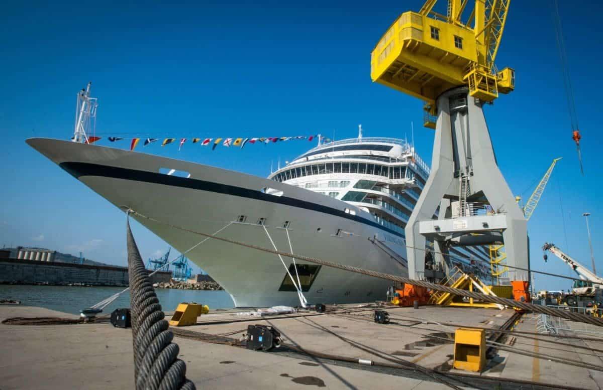 Viking Ocean Cruises Viking Sea
