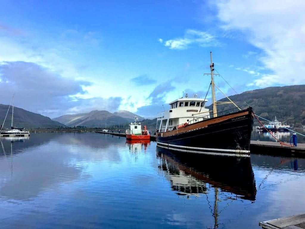 Argyll Cruising in Scotland Aboard the Mighty Splendour