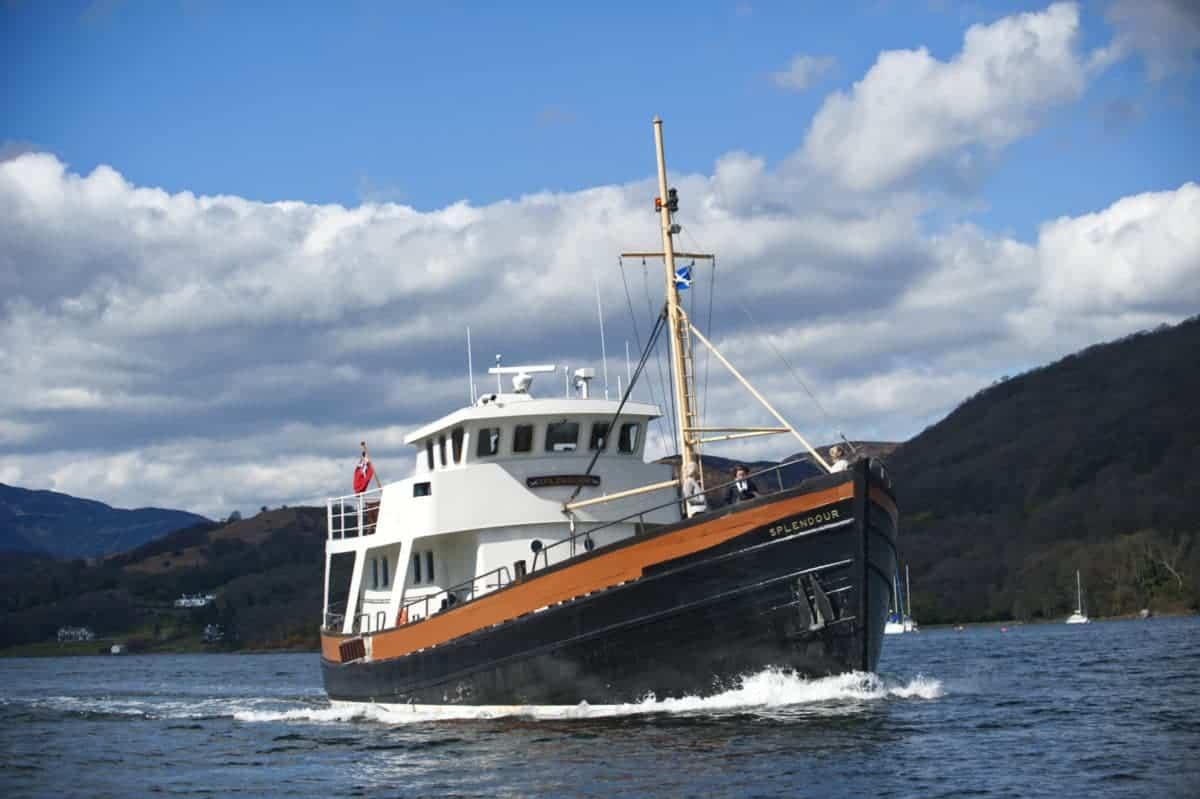 Argyll Cruising Dunoon Scotland
