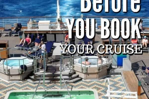 9 Things to Know Before You Book Your Cruise