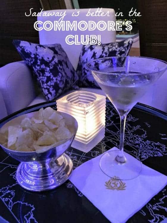 Commodore Club Queen Mary 2