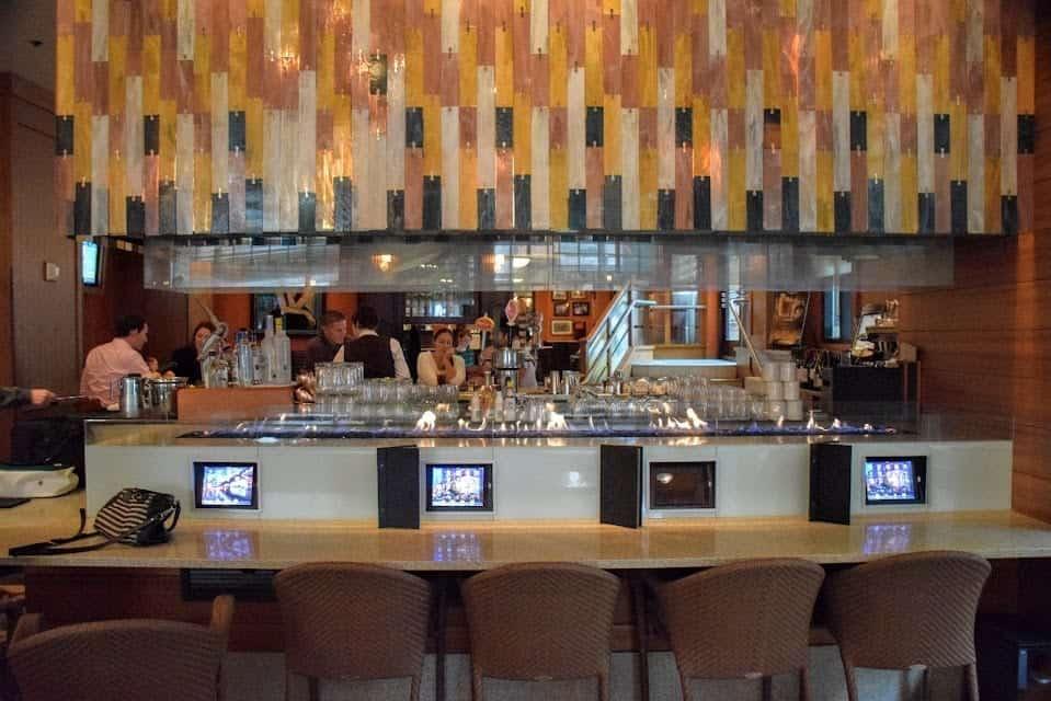 Lobby Bar at Westin Portland