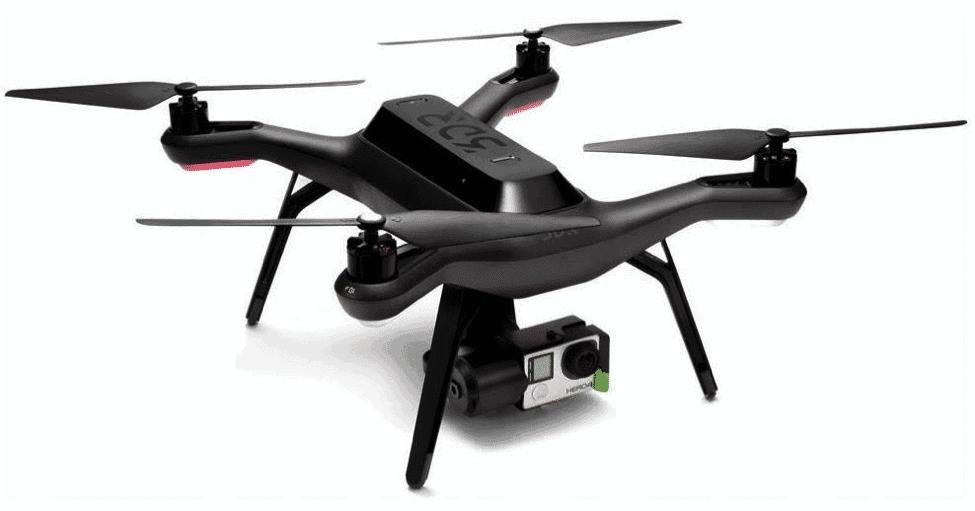 Dronie 3DR Solo