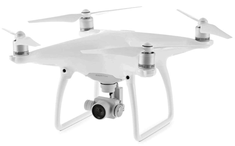 Dronie DJI Phantom4