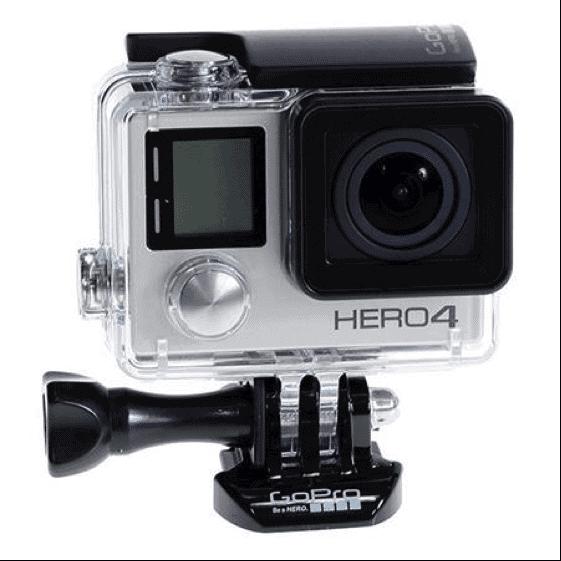 Dronie Go Pro Hero 4