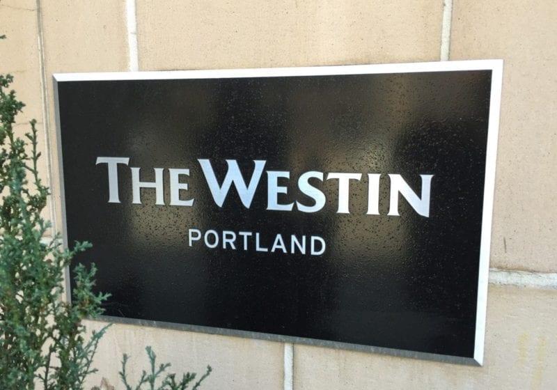 A Night at Westin Portland, Oregon Before a Columbia River Cruise