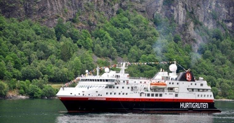 Artic Exploration Anyone? Hurtigruten Launches MS Spitsbergen Expedition Ship