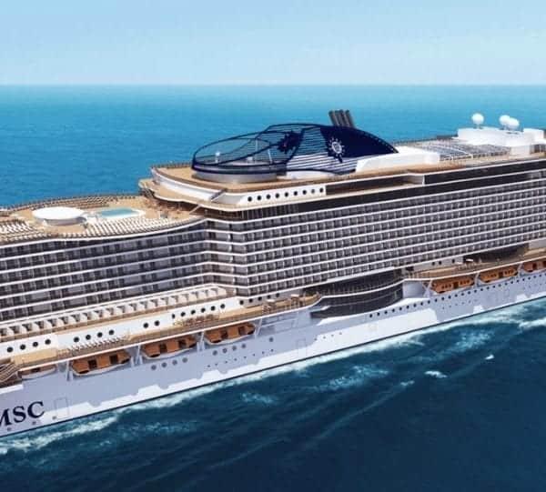 MSC Cruises MSC Seaview