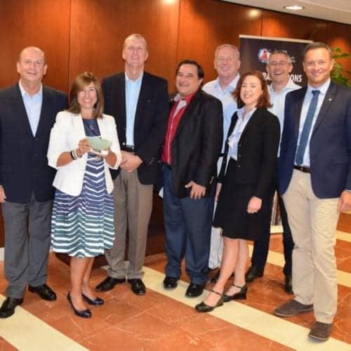Carnival Vista Receives Lloyds Register Award