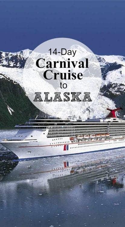 Carnival Miracle in Alaska