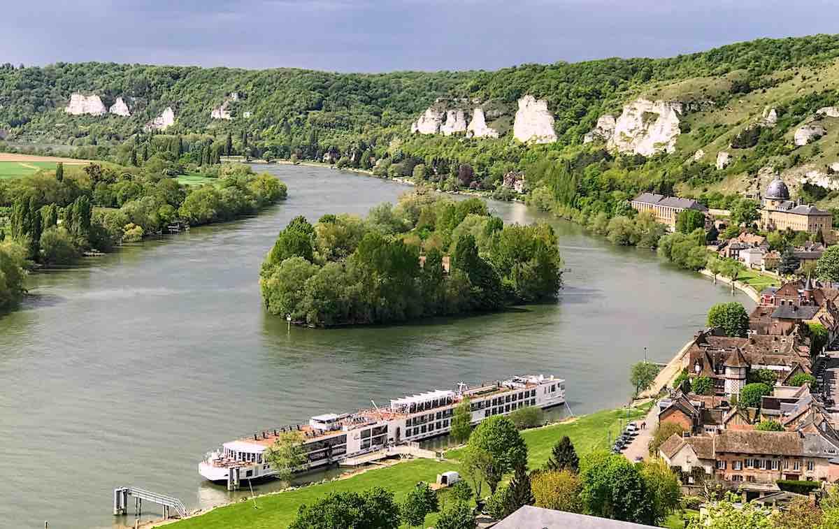 Viking Rolf Seine River