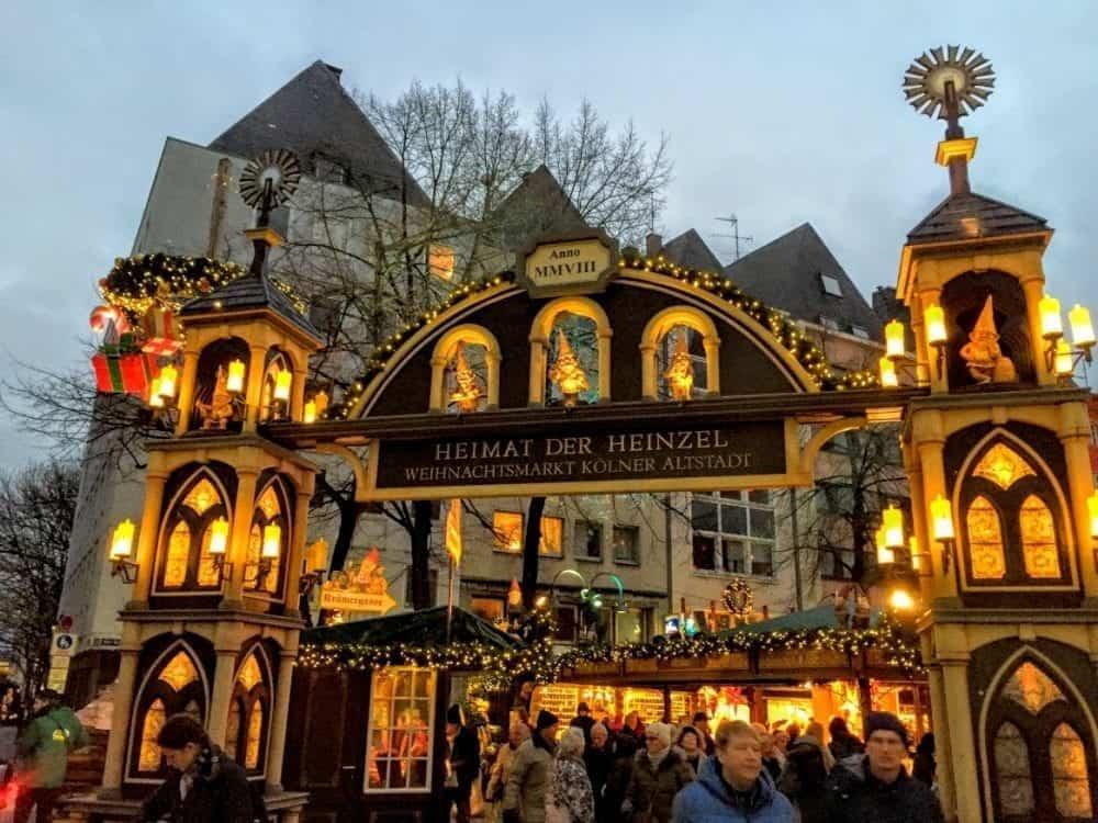 cologne christmas markets heinzel - Cologne Christmas Market