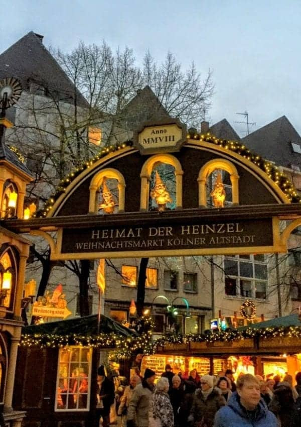 Cologne Christmas Markets Heinzel