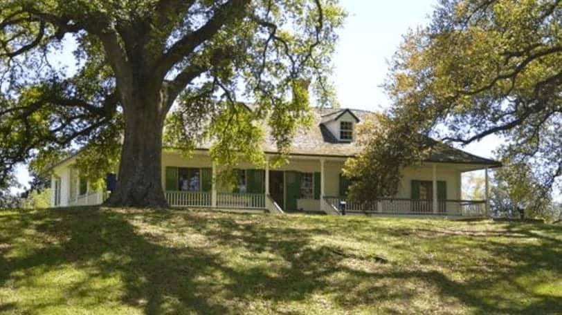 Magnolia Mound Plantation at Baton Rouge
