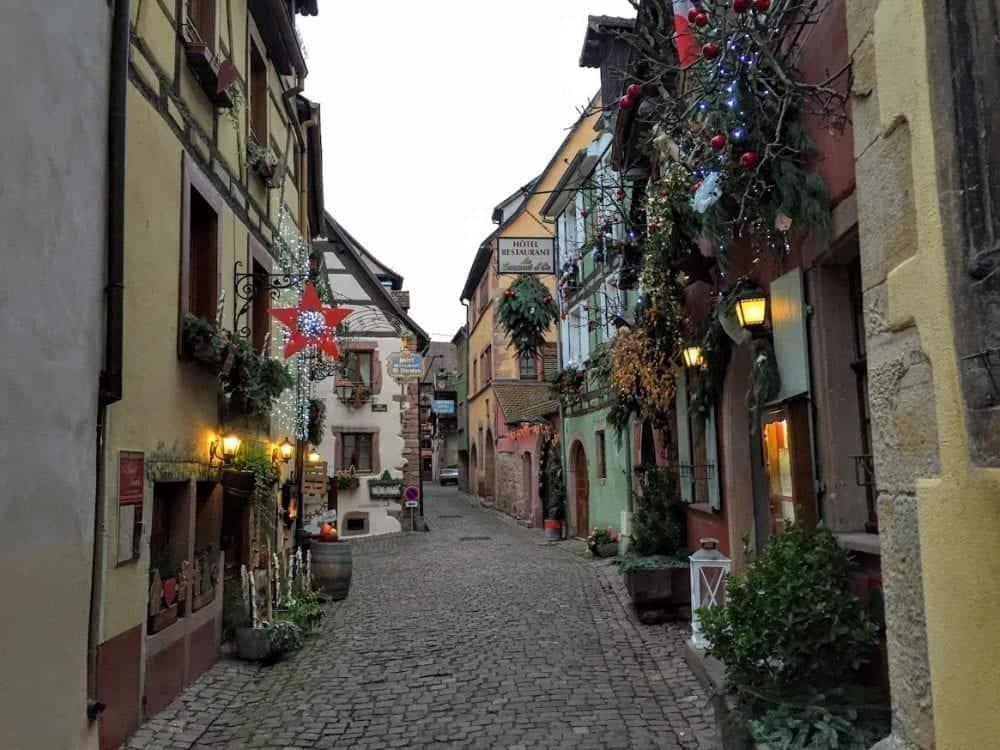 riquewihr-street